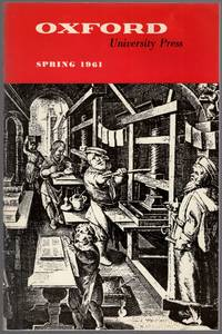 image of (Publisher's Catalog): Oxford Books of General Interest, Spring 1961