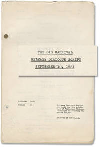 image of Ace in the Hole [The Big Carnival] (Post-production script for the 1951 film)