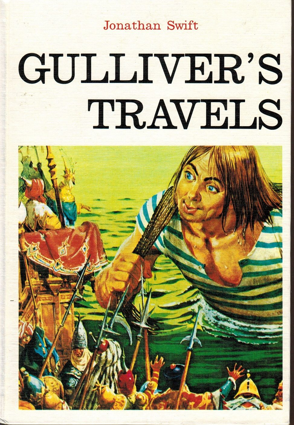 use satire jonathan swift s gulliver s travels Everything you ever wanted to know about the lilliputians in gulliver's travels gulliver's travels by jonathan swift home / literature / gulliver's travels beautiful, rational horses of the houyhnhnms for all of his giant size, gulliver's mind works mechanically and in terms of.