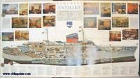 """Paquebot """"Antilles"""" Compagnie Generale Transatlantique"""