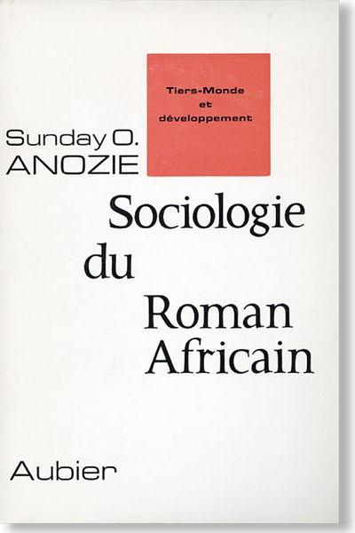 Paris: Aubier-Montaigne, 1970. First Edition. 12mo. Printed card wrappers; 268pp. Crisp, unread copy...