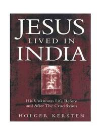 image of Jesus Lived in India
