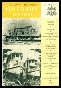 image of ONTARIO HISTORY - Volume 56, number 2 - June 1964