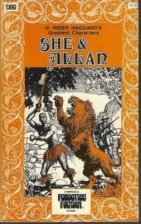 image of SHE & ALLAN; The Newcastle Forgotten Fantasy Library Volume IV