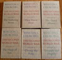 image of The Second World War ( Six Volume Complete Set I - VI) - First UK edition-first impression
