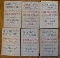 The Second World War ( Six Volume Complete Set  I - VI)