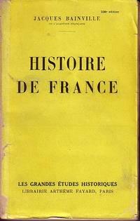 Histoire De France - ASSOCIATION COPY