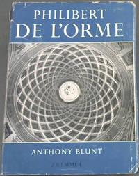 Philibert de l'Orme (Studies in Architecture)