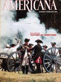 image of Americana Magazine January February 1982