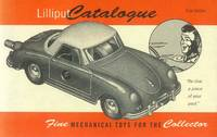 image of Lilliput Catalogue: Fine Mechanical Toys for the Collector