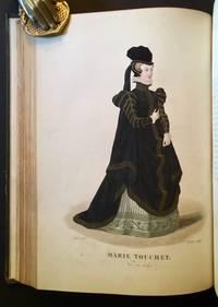 Galerie Francaise de Femmes Celebres par Leurs Talens, Leur Rang ou Leur Beaute (Complete with 70 Lovely Hand-Colored Plates)