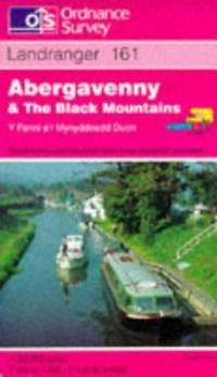 image of Abergavenny and the Black Mountains (Landranger Maps)