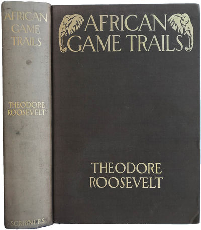 african game trails an account of the african wanderings of an american hunter naturalist