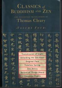 image of Classics Of Buddhism And Zen Transmission of Light, Unlocking the Zen  Koan, Original Face, Timeless Spring, Zen Antics, Record of Things Heard,  Sleepless Nights