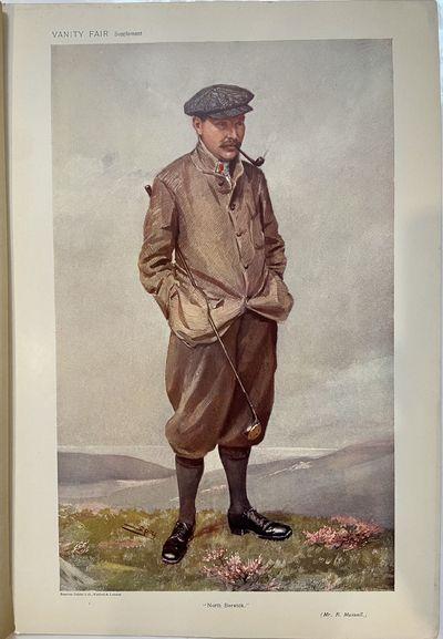 London: Vanity Fair, 1906. Leslie Ward (Spy). Color lithograph. Sheet measures 15 3/4 x 10 1/2 inche...