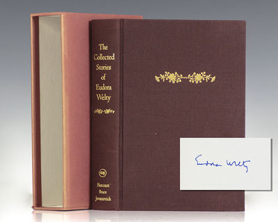 New York: Harcourt Brace Jovanovich, 1980. First signed limited edition of Eudora Welty's Collected ...