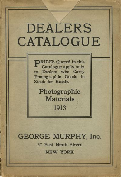 New York: George Murphy, Inc, 1913. 8vo., 120 pp., illustrated from engravings. Printed wrappers are...