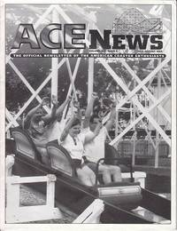 ACE News - The Official Newsletter of the American [Roller} Coaster Enthusiasts.  Volume XXI,...