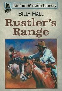 Rustler's Range (Linford Western Library)