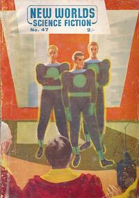 New Worlds Science Fiction. No 47. May 1956