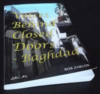 Voices Behind Closed Doors - Baghdad SIGNED/Inscribed