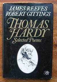 image of Selected poems of Thomas Hardy (The Poetry bookshelf)