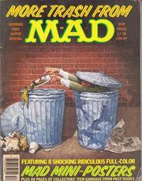 MAD MAGAZINE / MORE TRASH FROM MAD / SUMMER 1985 SUPER SPECIAL