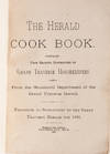 View Image 4 of 7 for The Herald Cook Book. Compiled from Receipts by Grand Traverse Housekeepers Inventory #3068