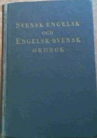 Svensk-Engelsk och Engelsk-Svensk Ordbok by  Ruben  Margareta ; Nojd - Hardcover - 3rd Edition - 1949 - from Chapter 1 Books and Biblio.com