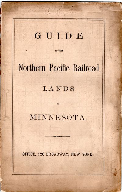 Guide to the Northern Pacific Lands...
