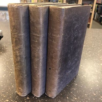 London: Henry Colburn, 1827. First British Edition. Hardcover. 8vos., 3 volumes; VG-; spines brown w...