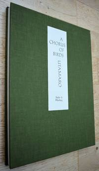 Chorus of Birds by Kitagawa Utamaro - Hardcover - 1982 - from Journobooks (SKU: 003401)