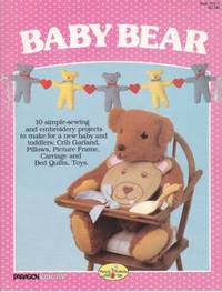 Baby Bear by Paragon Needlecraft - 1984 - from Hard-to-Find Needlework Books and Biblio.com