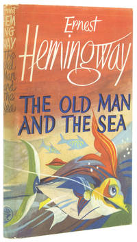The Old Man and the Sea by  Ernest Hemingway - Hardcover - Reprint - 1958 - from James Cummins Bookseller and Biblio.com
