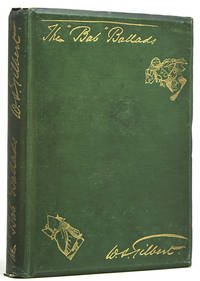 Bab Ballads; Much Sound and Little Sense [with:] More Bab Ballads by  W.S Gilbert - Hardcover - First Editions, first issue of first volume, with Hotten imprint - 1870 - from James Cummins Bookseller and Biblio.com
