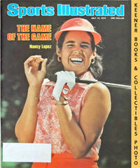 image of Sports Illustrated Magazine, July 10, 1978 (Vol 49, No. 2) : The Name of  the Game, Nancy Lopez
