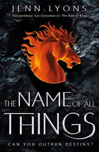 The Name Of All Things **SIGNED-NUMBERED-UK 1st
