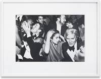 Untitled (Andy Warhol and Halston at Studio 54)