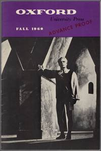 image of (Publisher's Catalog): Oxford Books of General Interest, Fall 1960