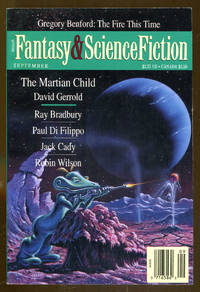 image of The Magazine of Fantasy_Science Fiction: September, 1994