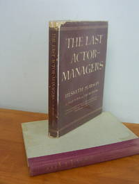 The Last Actor-Managers