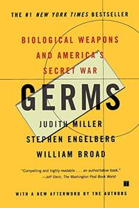 image of Germs: Biological Weapons and America's Secret War