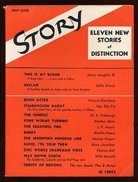 New York: Story Magazine Inc, 1939. Softcover. Near Fine. Wrappers. Light wear at the crown, and a m...