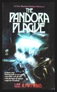 image of THE PANDORA PLAGUE - A Sherlock Holmes and Harry Houdini Adventure
