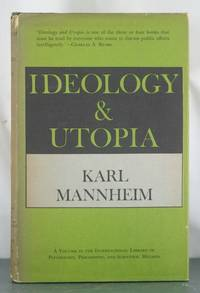 Idealogy & Utopia by  Karl Mannheim - Hardcover - 2nd Edition - 1968 - from Auger Down Books and Biblio.com