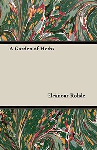 image of A Garden of Herbs