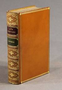 The life and adventures of Jack Sheppard. New edition with numerous additions