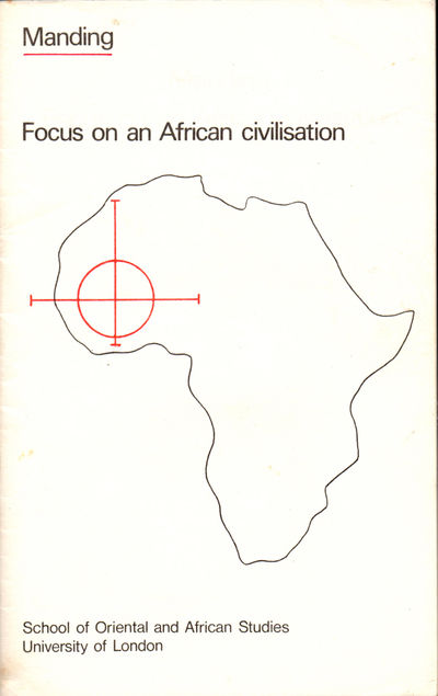 London: School of Oriental and African Studies, Centre for African Studies, 1972. Paperback. Very Go...