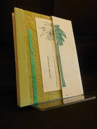 Palm Tree Sketch Book   [Susan Allix]