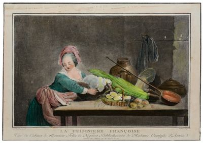 La Cuisiniere Françoise